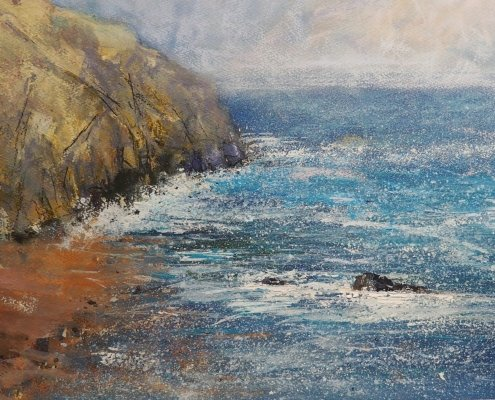 Stewart Kent Penzance - Porthcurno Cove
